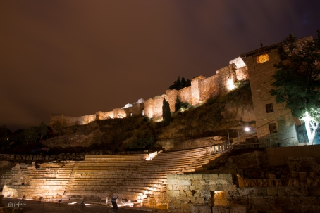 alcazaba romano sub
