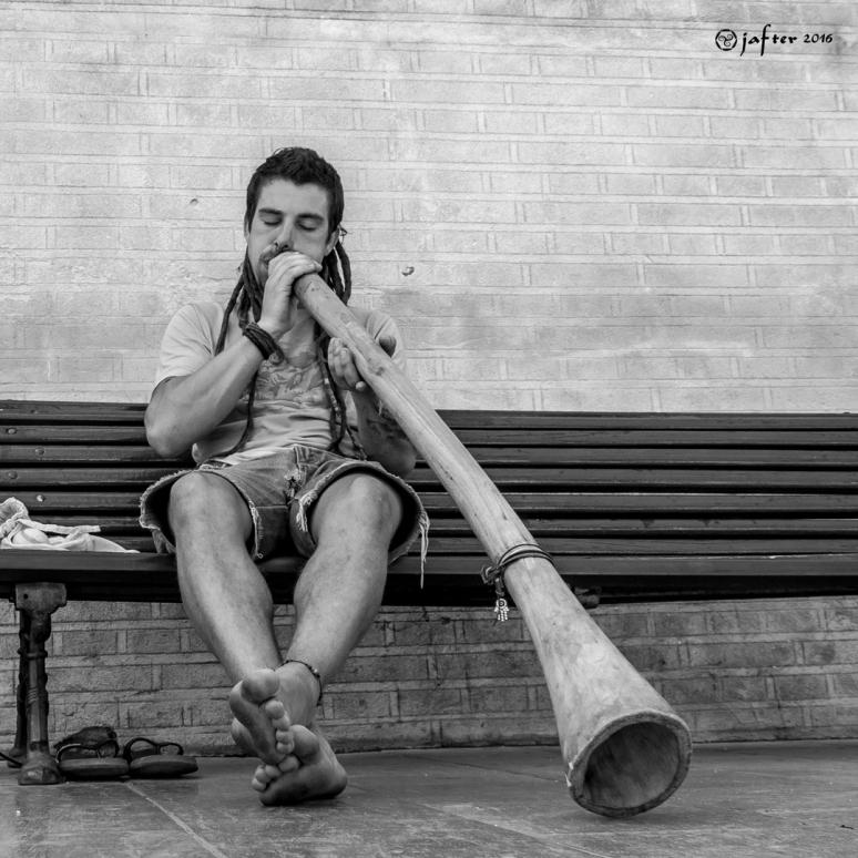Artista callejero 2