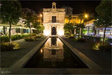 Capilla puerto Málaga