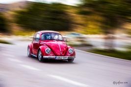 El escarabajo rojo