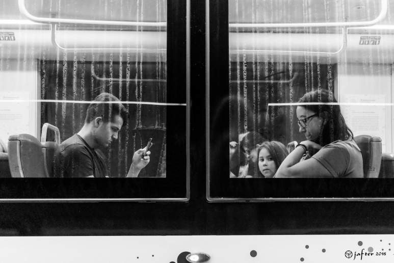Encontrados en el metro
