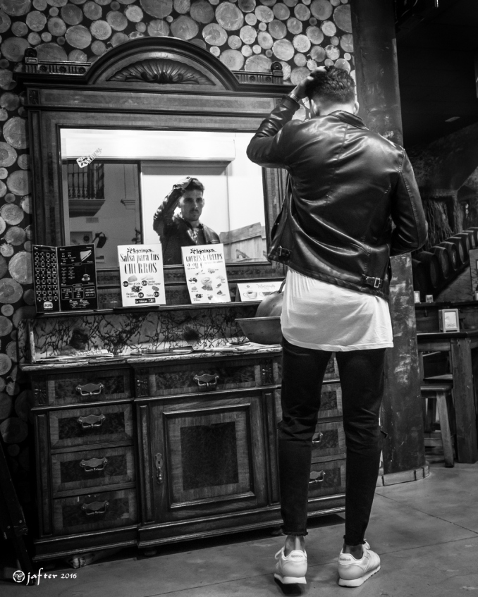Espejo magico